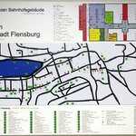 Image: Daisy player makes Flensburg's city map audible.