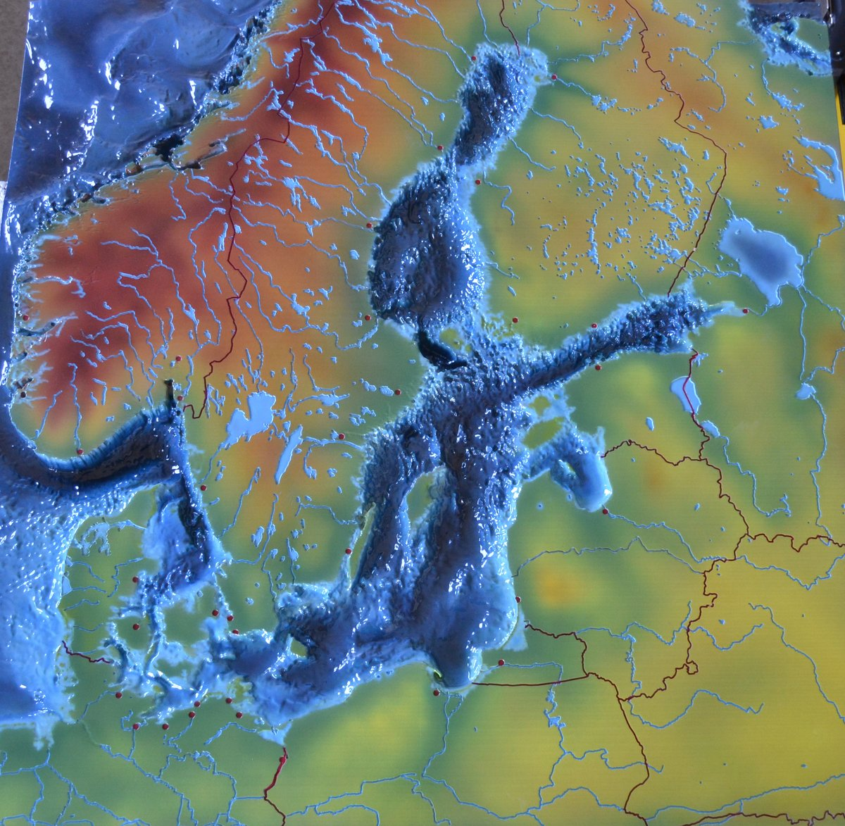 Salzgehalt Ostsee